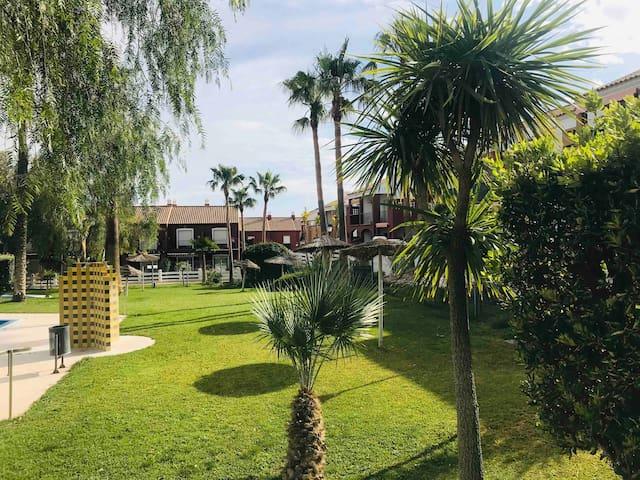Apartamento en la playa La Barrosa