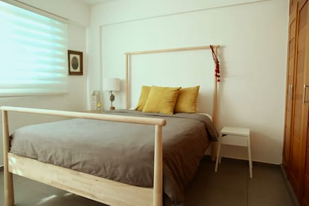 Private and cozy room, well located - Santo Domingo - Bed & Breakfast