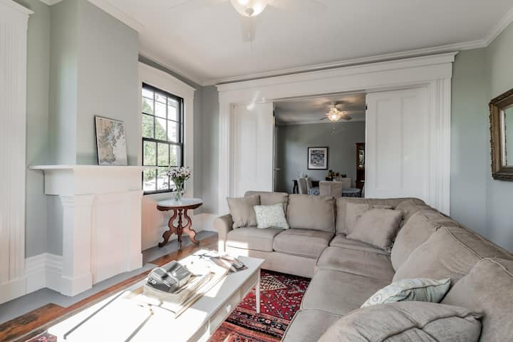 Furnished 2 Bedroom 2 Bath Condo with Casco Bay Water Views in Portland`s East End