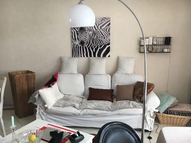 Location airbnb sur Bonchamp les laval - Bonchamp-lès-Laval - Dom