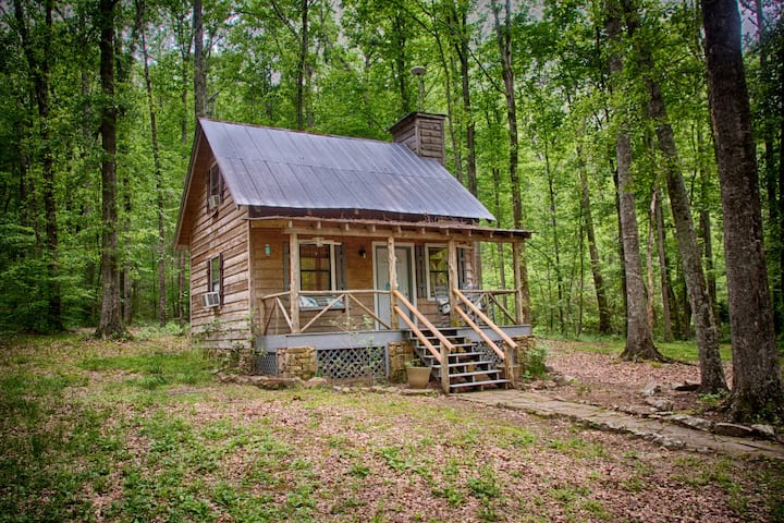 Whippoorwill Creek Ranch Cabin