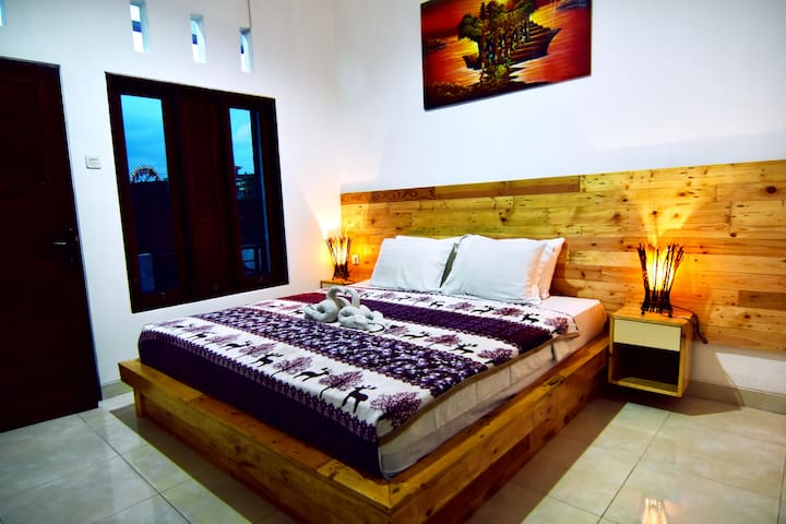 Romantic and modern Room in Denpasar