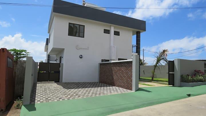 Cosy Garden 2. Three bedroom fully furnished villa