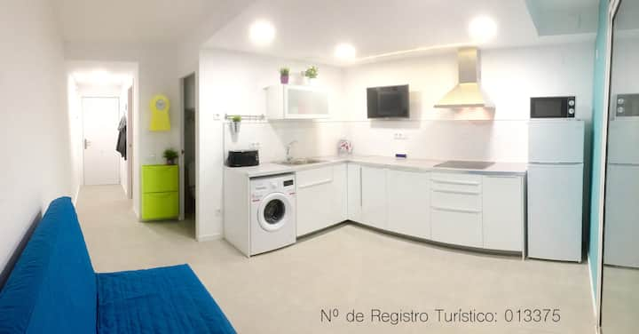 Appartement 2 avec WIFI à Main Beach Cambrils