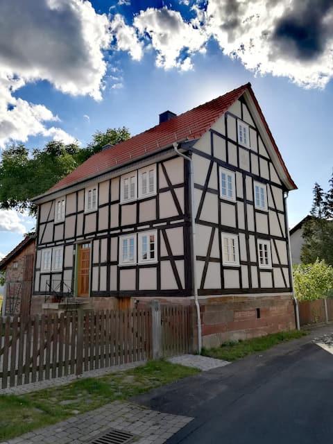 Ferien im Fachwerk: Das Jahnhaus