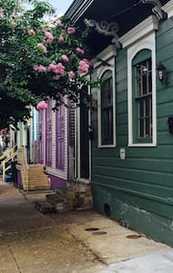 Bed & Breakfast in Treme! (Coco) - Nueva Orleans - Bed & Breakfast