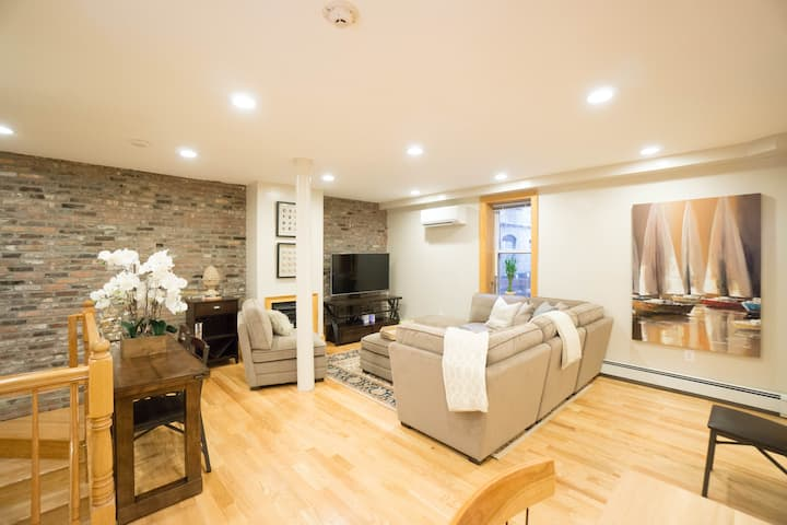 North End 2 BR | 1 BA Duplex in Little Italy