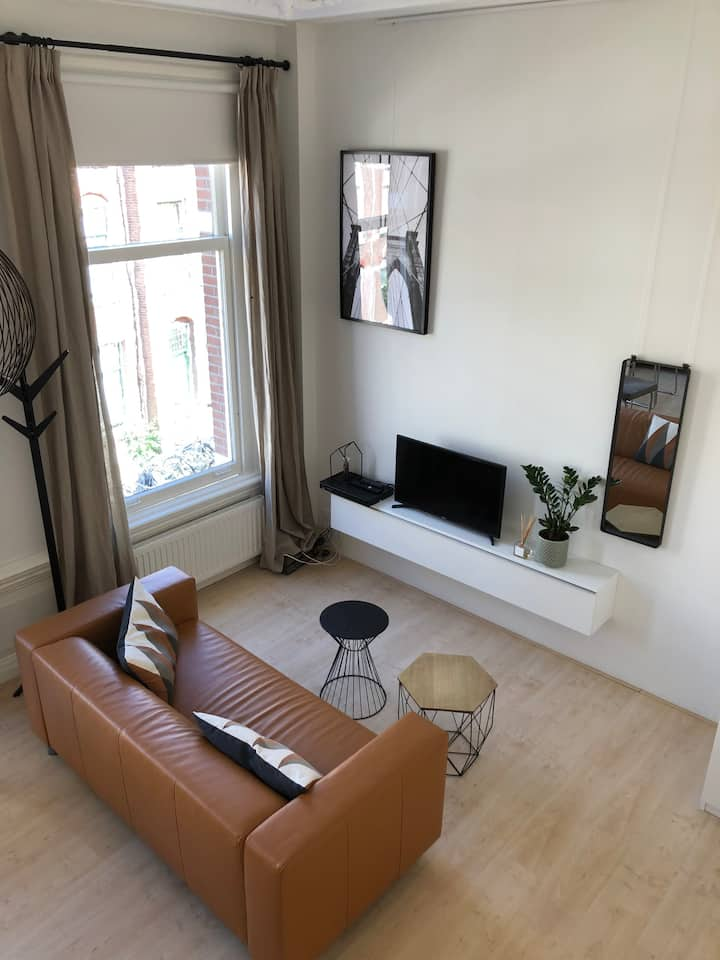 Nice furnished studio in Utrecht close2Amsterdam