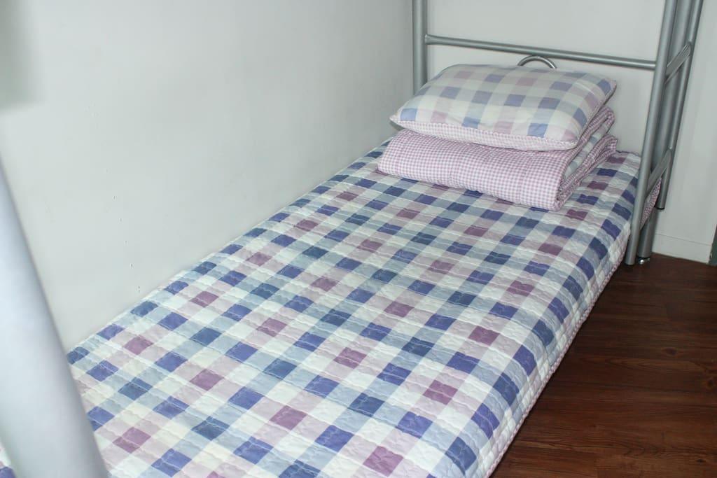 6인실 침대