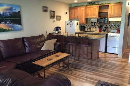 $109 Ski Season, King Bed, Ski Bus, New Rec Center - Winter Park