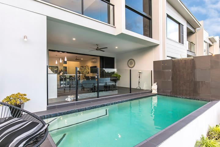 Luxury Private Room - Maroochydore - Dom