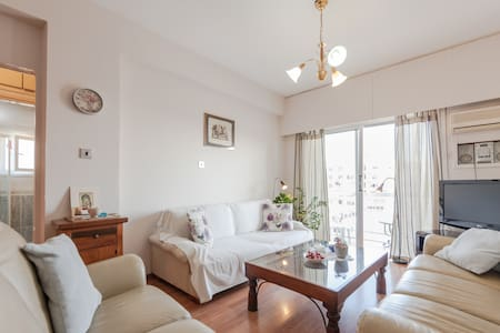 """ALL YOU NEED"", in  2 bdr. central apartment"