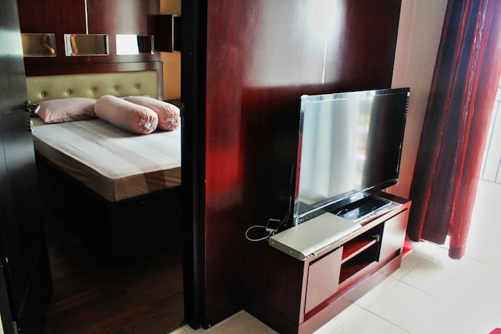 1BR tiny cozy charming apartment in the south - Pasar Minggu - Apartment