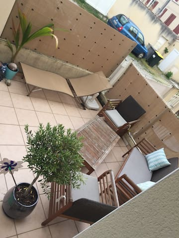 APPARTEMENT DUPLEX COSY - Craponne - Apartment
