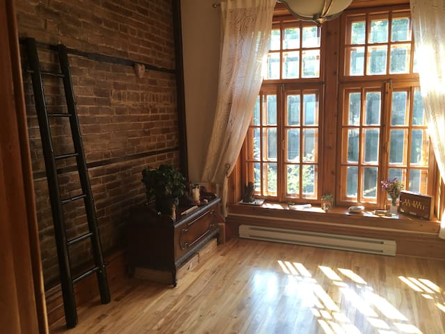 Urban Gem in the heart of Montreal - Montreal - Townhouse