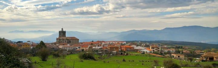 Casa Rural en la Sierra· 4pers. A 1 hora de Madrid