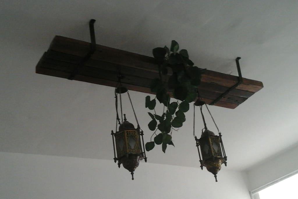 rustic room chandelier