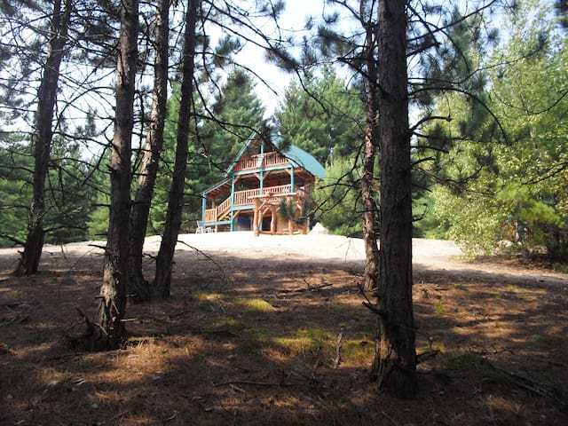 Mountain Laurel Cabin at The King's Pines - Croghan - Cabin