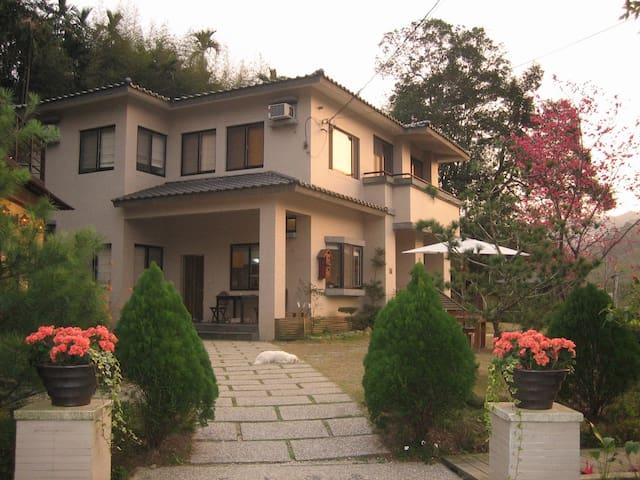 看得見風景的房子