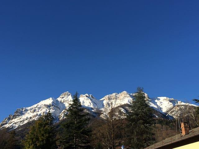 Relax tra montagne, laghi e natura - Vattaro - Leilighet
