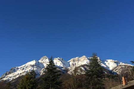 Relax tra montagne, laghi e natura - Vattaro - Byt