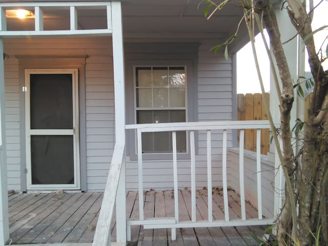 Private cozy home near downtown and Universities - Houston - Hus