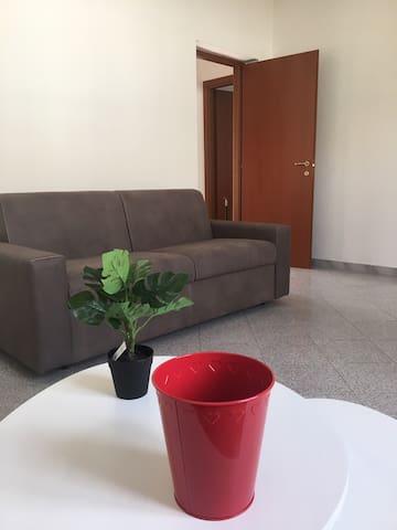 Rho fiera casa tranquillità con 4 posti letto