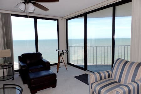 One Ocean Place with Outrageous View - Murrells Inlet - Condominium