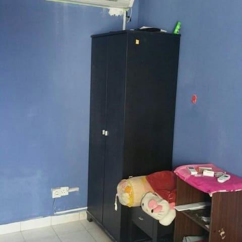 level 16,bistari impian apartment,
