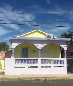Harbour House with private pool - Guanica