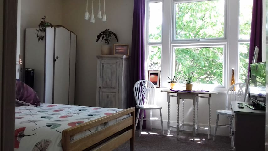 Very cosy and quiet flat with own private entrance
