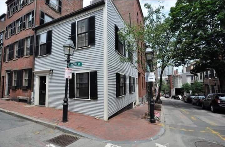 Second Oldest Home in Beacon Hill