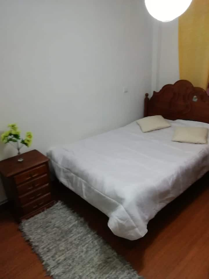 Habitacion Tranquila Para Descansar y Relajarse