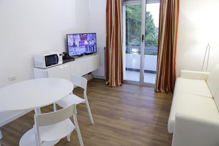 Appartement de luxe à côté de la mer avec parking