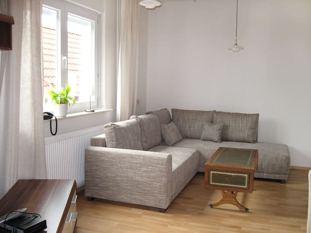Apartment Ferienwohnung Petra for 4 persons in Nentershausen - Nentershausen - Apartamento