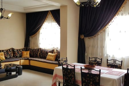 Luxeriöses und sonniges Appartment in Agadir - Agadir - Appartamento