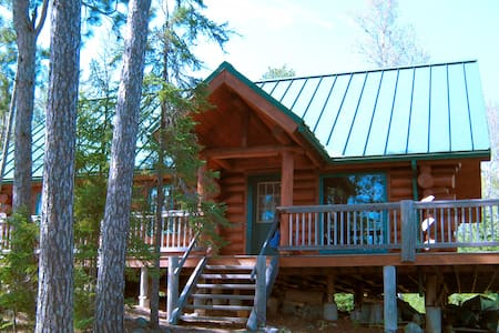 BWCA Ely Area Wilderness Cabin Water Access Only - Ely - Pondok alam