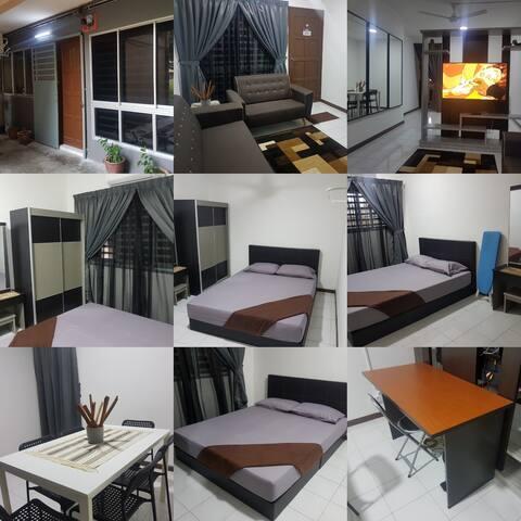 ARAAZ HOMESTAY (Apartment Ground Floor)