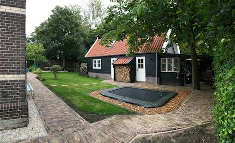Mini dům ve stylu Waterland