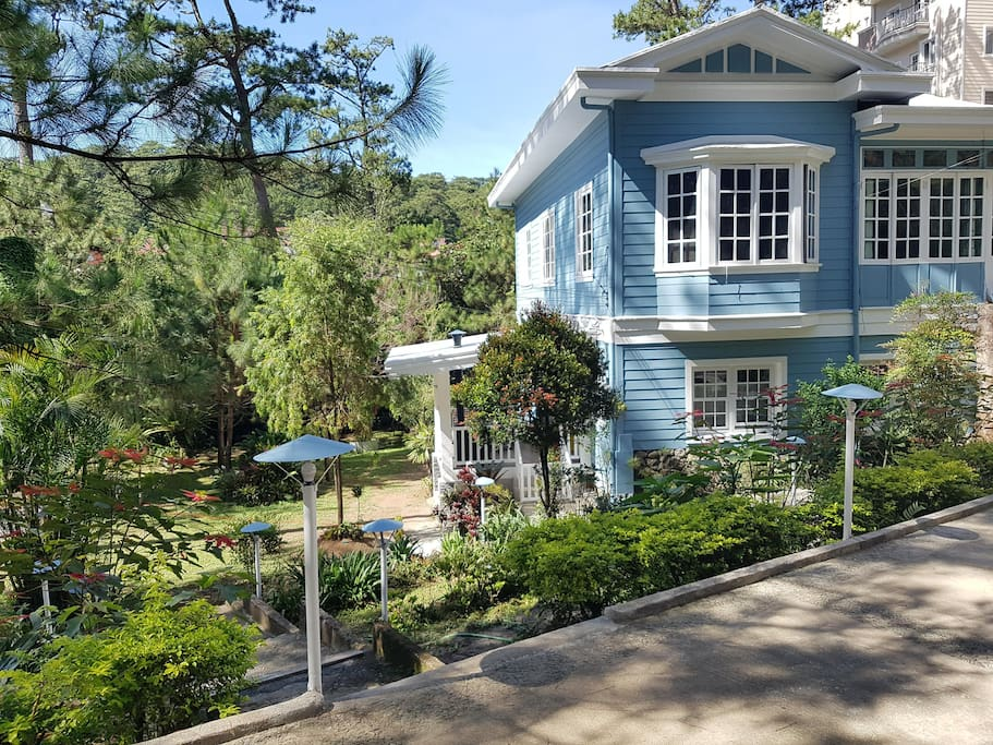Garden City Jeep >> American Heritage Baguio Home w/big Pine tree lawn - Guest ...