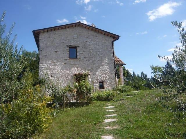Old stone house in the Alta Sabina, Rieti, Latium - Colli Sul Velino - บ้าน