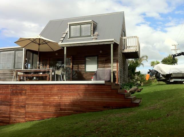 The Bach at Waipu Cove - Waipu - Casa de vacaciones