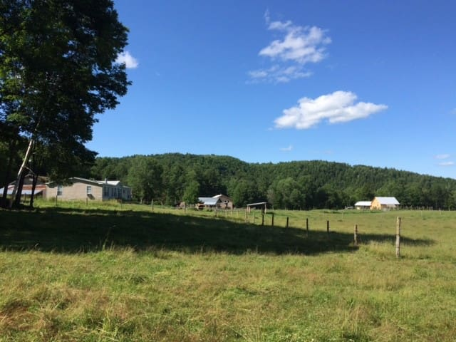 Burelli Farm, Berlin, Vermont - Separate Apartment - Berlin