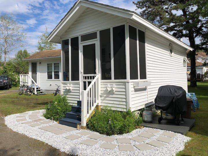 Pine Point Beach OOB Coastal Cottage Tiny Home