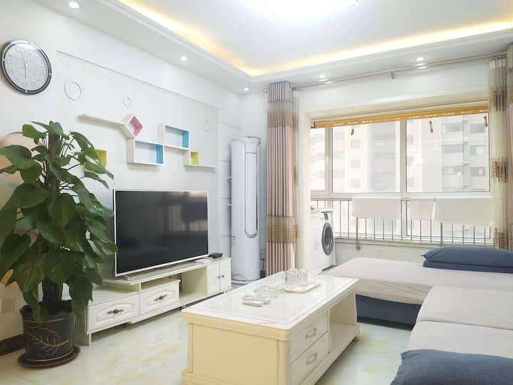 唐人中心精装两居室