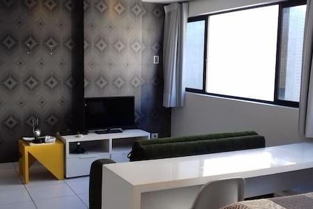 Belo Apto na Jatiúca - Maceió - 公寓