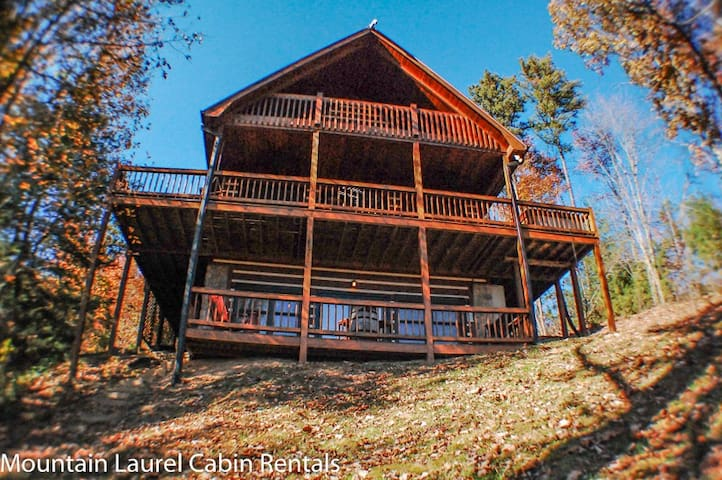 MLC Whitetail Lodge - Mineral Bluff - Dom