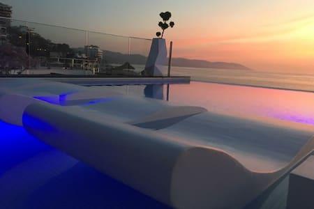 D'terrace Luxury Residence Romantic Zone - Puerto Vallarta - Daire