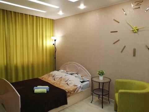 Комфортная квартира, новый район