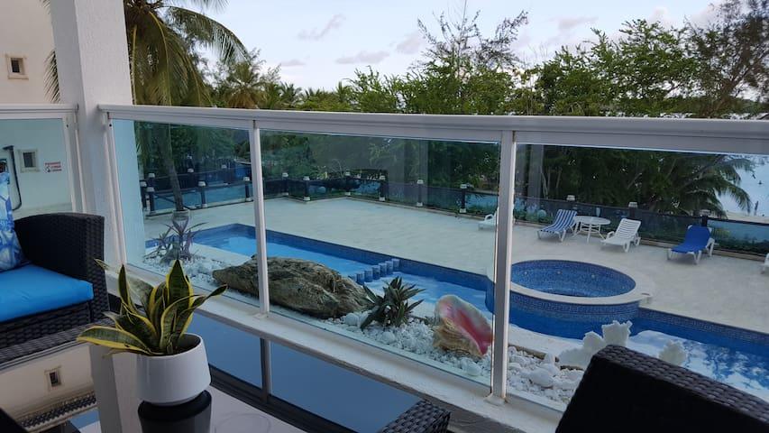 Beach Front Apartment,  B 202 - Boca Chica - Kondominium